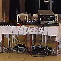 DJ hudba na stužkovú - zostava je pripravená.