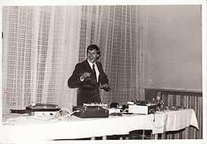 DJ Košice - počiatky 1984