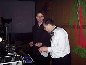 DJ Slovensko - Silvester 2005 - Turnianske podhradie