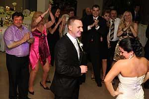 DJ na svadbu a zabavu