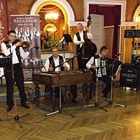 Hudba na svadbu - Folklórny súbor Železiar.