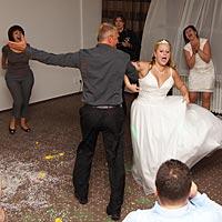 Svadobný DJ - svadobný tanec otca s dcérou.
