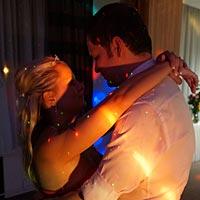 Svadobný DJ romantický slaďačik.