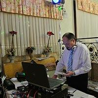 Svadobný DJ Pitoczky - svadba Golden Royal.