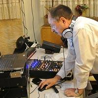 Svadobný DJ Pitoczky.