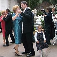 Hudba na svadbu - rodičovský tanec.