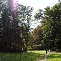 Svadobná fotografia park kaštieľ Betliar 2013.