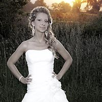 Nevesta Danka - svadobné šaty.