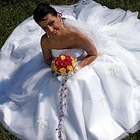 Fotenie svadby - Svadobné šaty inak.. - farma Komjáti.