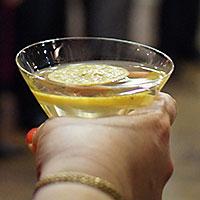 poháre stužková