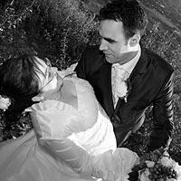 Svadba foto - tanec na Turnianskom hrade.