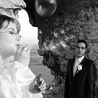Foto svadba na Turnianskom hrade.