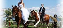 Svadobné foto - Bude Velká Sláva.