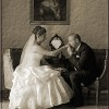 Svadobné foto Dvorenie.